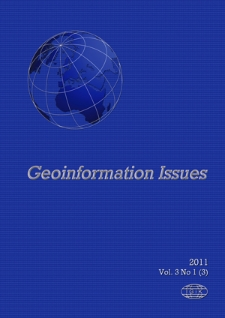Geoinformation Issues 2011 No 1(3) - introduction