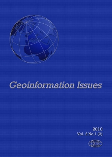 Geoinformation Issues 2010 No 1(2) - introduction