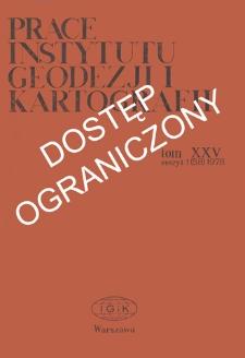 """Obliczenie topocentrycznych równikowych współrzędnych SSZ w systemie """"CORSAT — System """""""