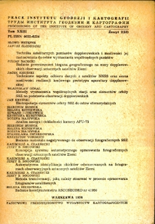 Badanie koordynatometru ASCORECORD nr 41950