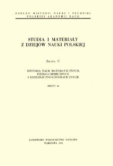 Z dziejów triangulacji na ziemiach Polski - triangulacja Pruska 1832-1914