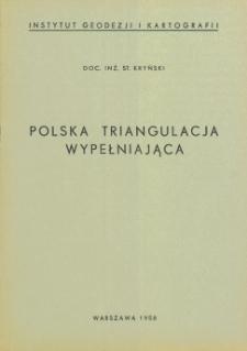 Polska Triangulacja Wypełniająca